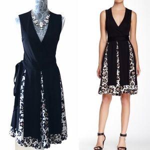 Diane Von Furstenberg Malba Printed Wrap Dress